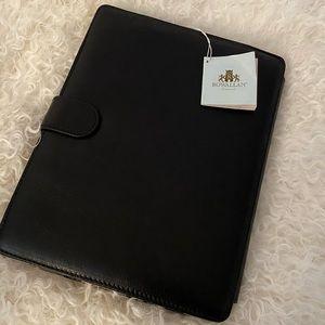 NEW- Rowallan Stephanie iPad 2 Case- 100% Leather